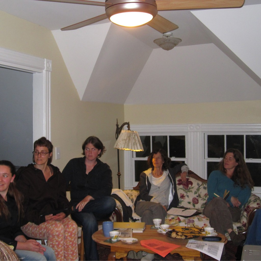 Early GFN Fundraising Meeting