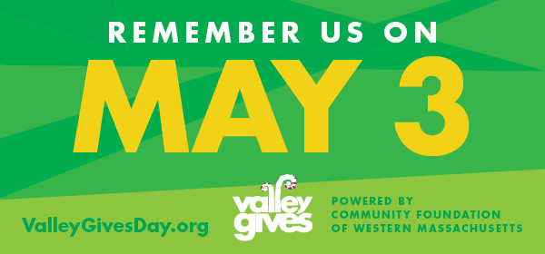 Valley Gives Day, May 3