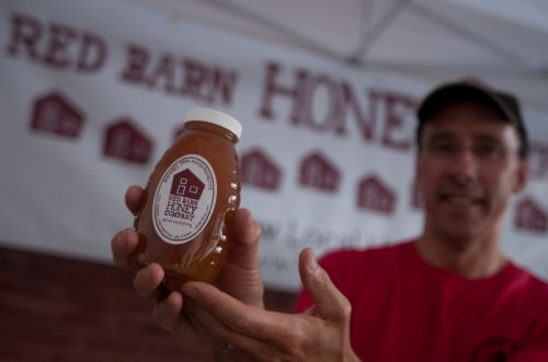 Red Barn Honey