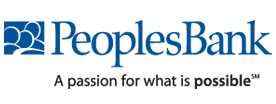 PeoplesBank logo