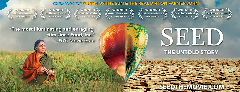 Movie Screening – Seed: The Untold Story