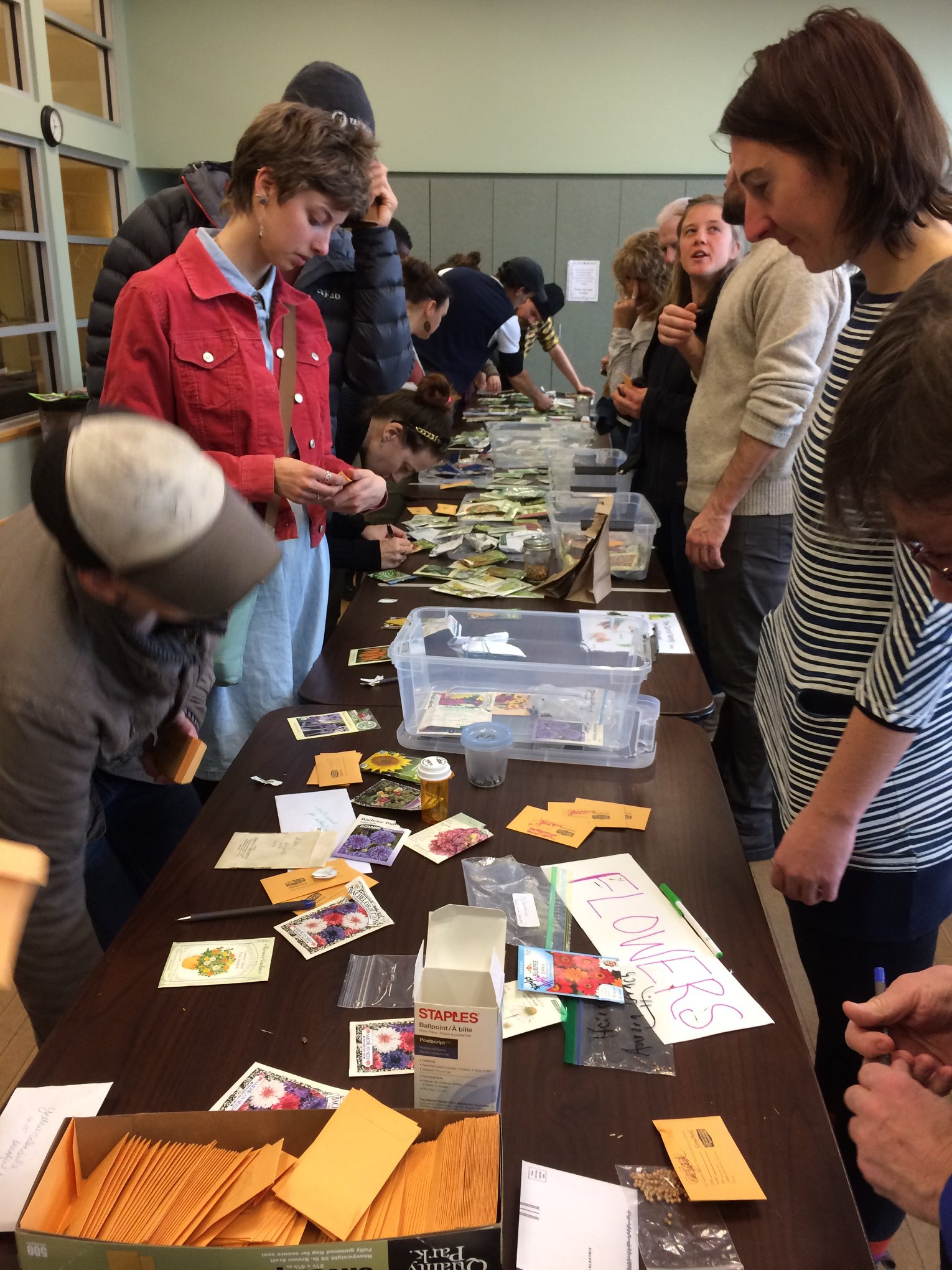 2018 Seed Swap Review