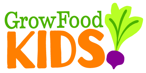 Grow Food Northampton Kids Program Logo