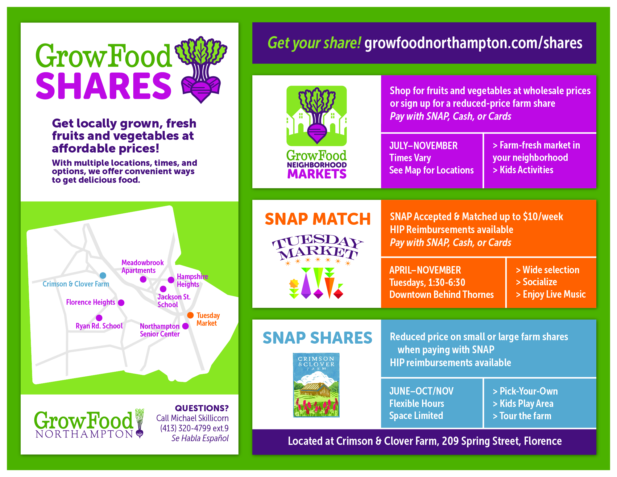 Introducing, Grow Food Shares!